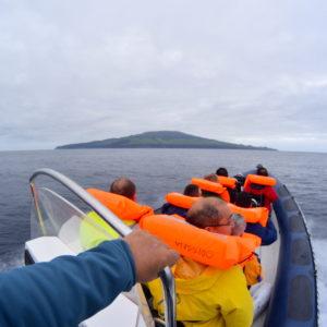 Passeio de Barco à Ilha Terceira – Angra do Heroísmo