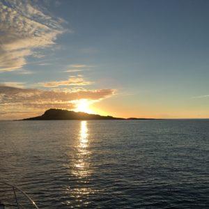 Passeio de Barco com visita guiada ao Ilhéu da Praia